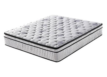 Cina Soft High End Kasur Hotel / Koleksi Hotel King Mattress pabrik